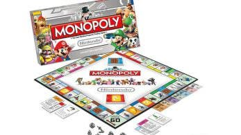 Monopoly 'Nintendo Collector's Edition' en español y en exclusiva sólo en GAME
