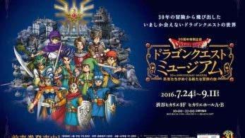 El Museo de 'Dragon Quest' cierra en Tokio y se reabrirá en Osaka