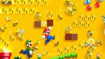 Ventas en Reino Unido: 'New Super Mario Bros. 2' sigue ascendiendo en la lista (24/9/16)