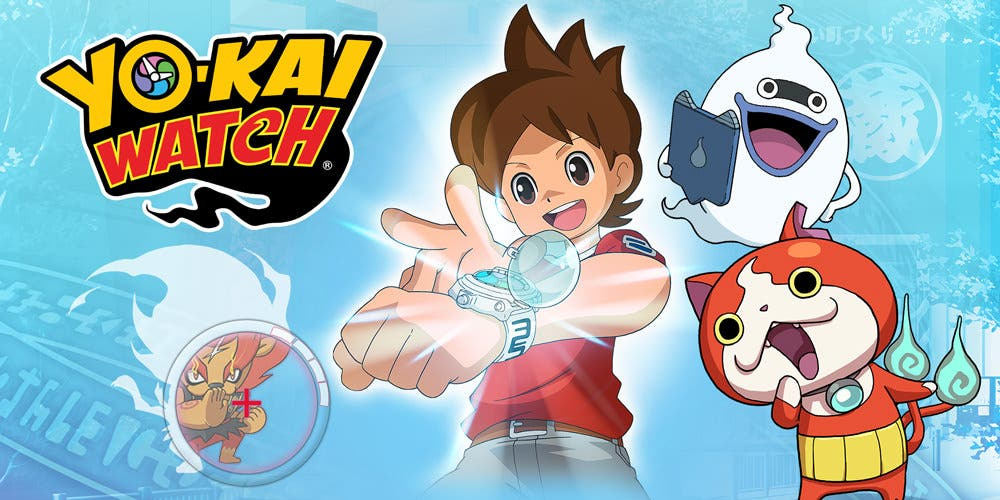 Selecta visi n lanzar el anime de yo kai watch en dvd for Chambre yo kai watch
