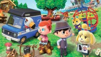 'Animal Crossing: New Leaf' se actualiza a la versión 1.5