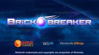 'Brick Breaker' llegará a la eShop de Wii U la próxima semana