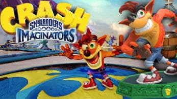 Vídeo de 'Skylanders Imaginators' donde se honra a Crash Bandicoot