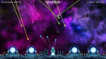 'Laser Blaster' se luce en un nuevo gameplay
