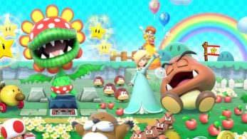 La web norteamericana de 'Mario Party: Star Rush' ya está abierta