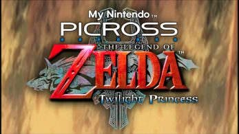 'My Nintendo Picross – The Legend of Zelda: Twilight Princess' aumenta su periodo de disponibilidad