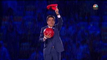 Conocemos por qué el cosplay de Mario de Shinzo Abe no contó con bigote en los JJOO de Río