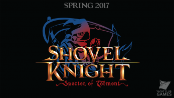 'Shovel Knight: Specter of Torment' debuta en los The Game Awards 2016 con un nuevo tráiler