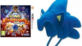 La Nintendo UK Store regala este gorro con la reserva de 'Sonic Boom: Fuego y Hielo'