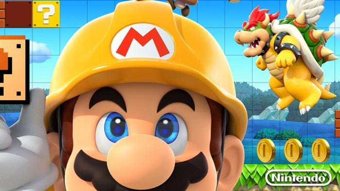 Conocemos el tamaño de la descarga de 'Super Mario Maker for 3DS'