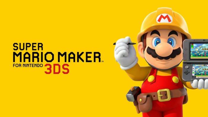Ya disponible el sitio web oficial de 'Super Mario Maker for 3DS' para Japón