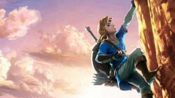 Este truco nos permite escalar infinitamente en The Legend of Zelda: Breath of the Wild