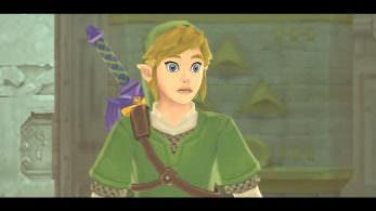 [Act.] La versión digital de 'The Legend of Zelda: Skyward Sword' tarda más en cargar