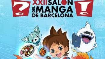 'Yo-Kai Watch' protagoniza el 2º cartel oficial del XXII Salón del Manga de Barcelona