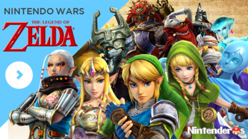 Nintendo Wars – The Legend of Zelda