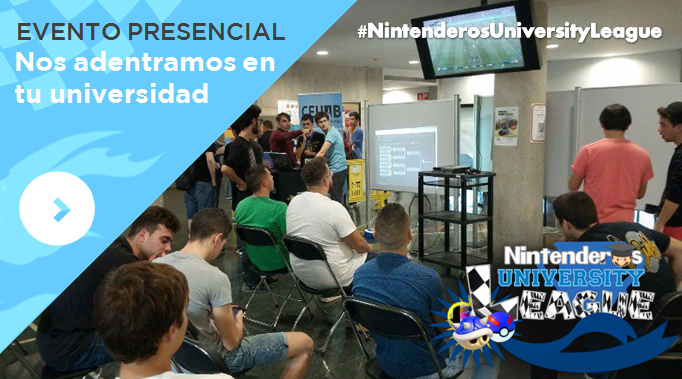 ¡Nintenderos se adentra en las universidades con Nintenderos University League!