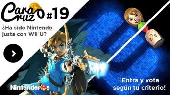 Cara o Cruz #19: ¿Ha sido Nintendo justa con Wii U?