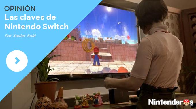 [Opinión] Las claves de Nintendo Switch
