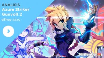 [Análisis] 'Azure Striker Gunvolt 2' (eShop 3DS)