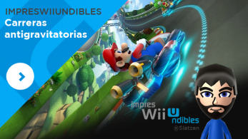 ImpresWiiUndibles #4: Carreras antigravitatorias