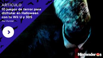 [Artículo] 10 juegos de terror para disfrutar en Halloween con tu Wii U y 3DS