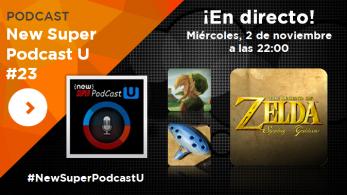 New Super Podcast U #23: Symphony of the Goddesses y más, este miércoles a las 22:00