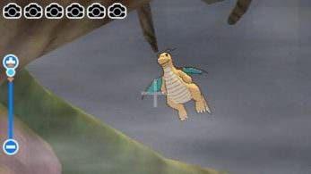 El efecto 3D de 'Pokémon Sol y Luna' parece estar reducido al Pokévisor