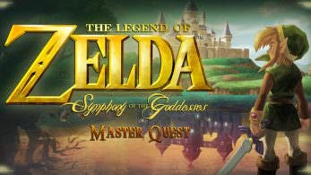 'The Legend of Zelda: Symphony of the Goddesses' regresa a España cargada de novedades