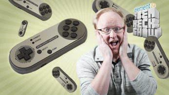 Ben Heck crea su propio mando de NES, SNES y Genesis