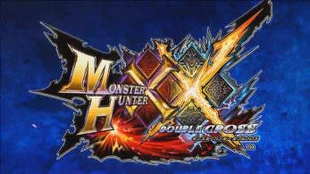 Anunciado 'Monster Hunter XX' para Nintendo 3DS