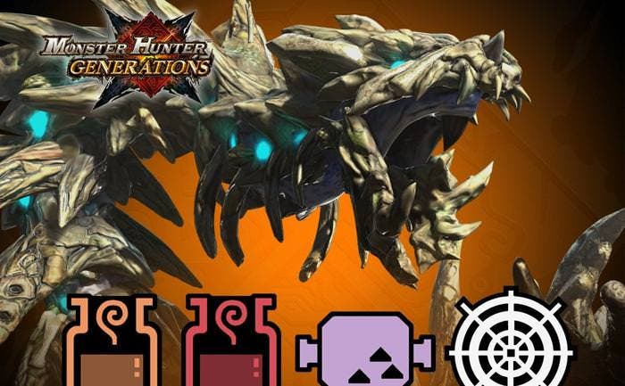 "'Monster Hunter Generations' recibe un DLC con el pack de objetos ""Truco o trato"""