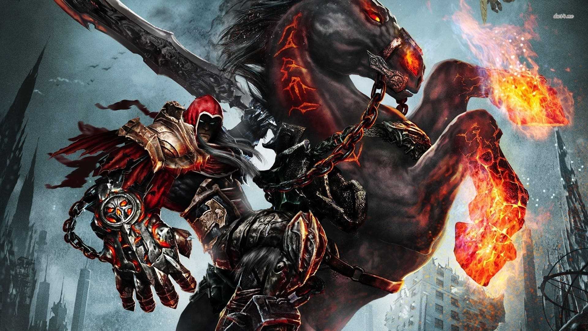 [Act.] Se filtra el anuncio de Darksiders: Warmastered Edition para Nintendo Switch
