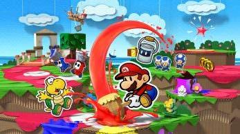 Los desarrolladores de 'Paper Mario: Color Splash' hablan sobre la temática, los enemigos, curiosidades y más