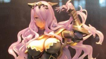Abierto los pedidos para la figura de Camilla de 'Fire Emblem Fates'
