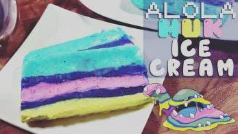 Aprende a cocinar tu propio helado y caramelos de Muk forma Alola con estas dos sencillas recetas