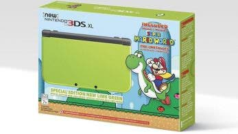 Unboxing de la New Nintendo 3DS XL Verde Lima