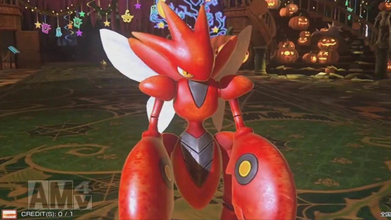 scizor-pokken-tournament