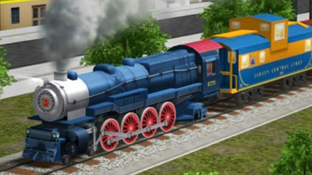 'Lionel City Builder 3D: Rise of the Rails' llega a la eShop europea la semana que viene