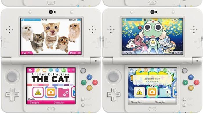 Estas son las novedades de la semana en la eShop y en la tienda de temas para Japón (2/11/16)