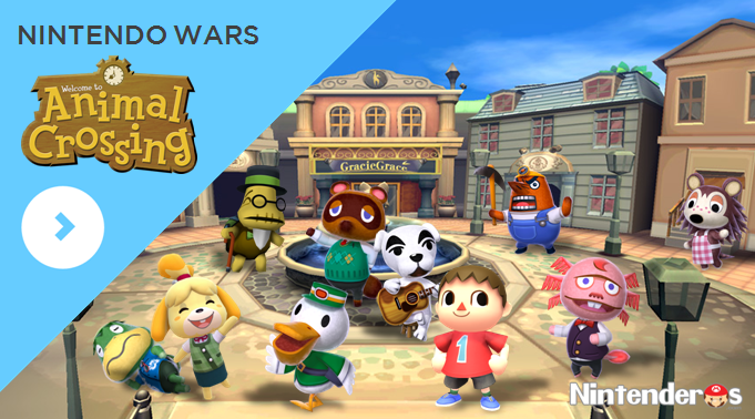 Nintendo Wars – Animal Crossing