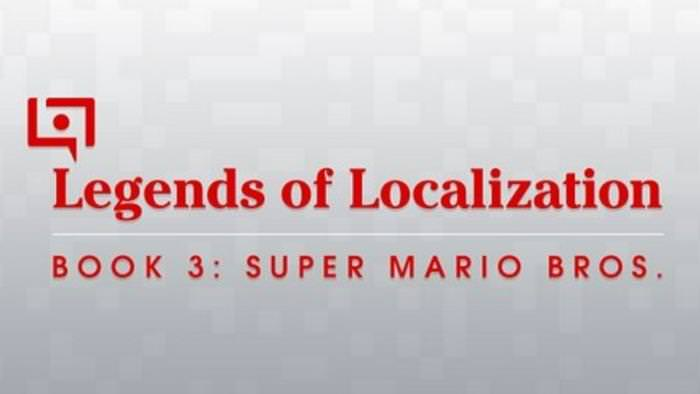 'Legends of Localization: Book 3: Super Mario Bros.' ya está en camino