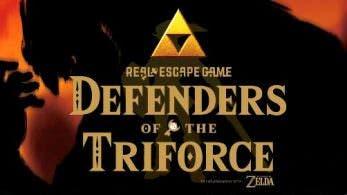 Anunciado 'Defenders of the Triforce', un juego de exploración y puzles real de 'The Legend of Zelda'