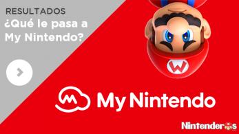 Resultados de la encuesta sobre lo que le pasa a My Nintendo