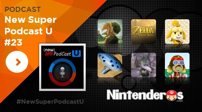 ¡Ya puedes escuchar el programa #23 de New Super Podcast U!