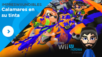ImpresWiiUndibles #5: Calamares en su tinta