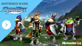 Nintendo Wars – Star Fox