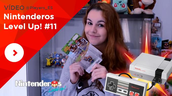 Nintenderos Level Up! #11: NES Mini, 'Pokémon Sol y Luna', 'Animal Crossing' y más