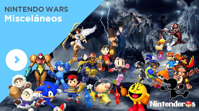 Nintendo Wars – Misceláneos