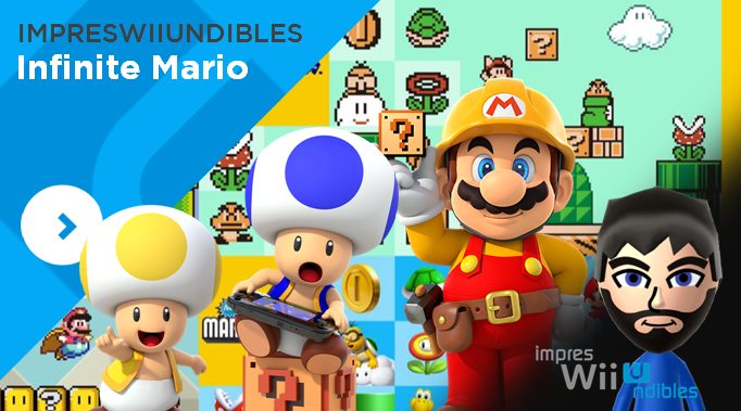 ImpresWiiUndibles #6: Infinite Mario
