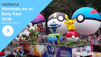 [Crónica] Nintendo en el Bolo Fest 2016